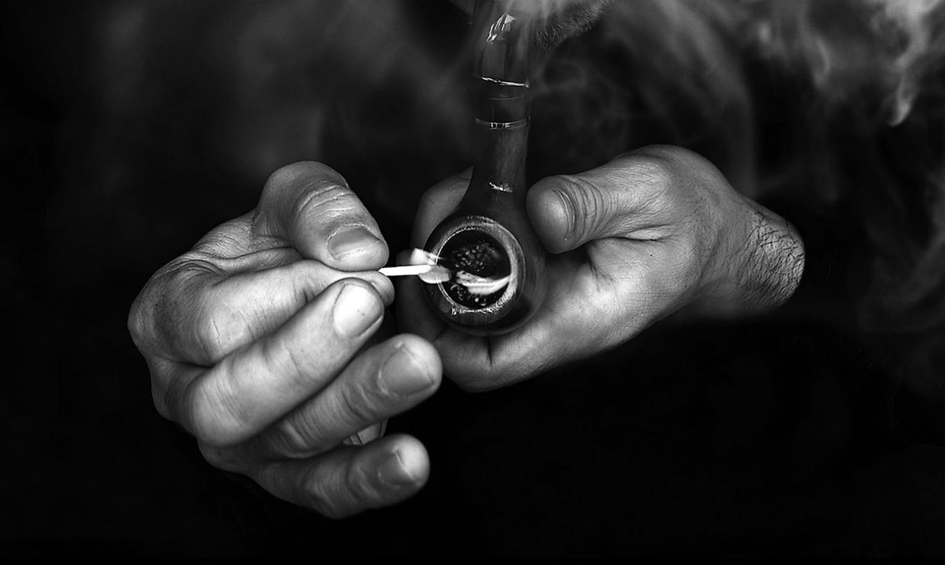 El fumador_1