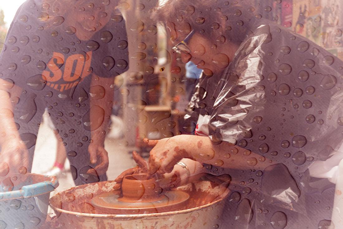 taller sol cultural ceramica