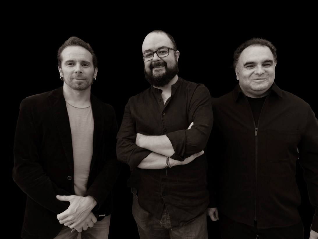 Raqueros del Jazz 2020 - Rafael Santana Trio
