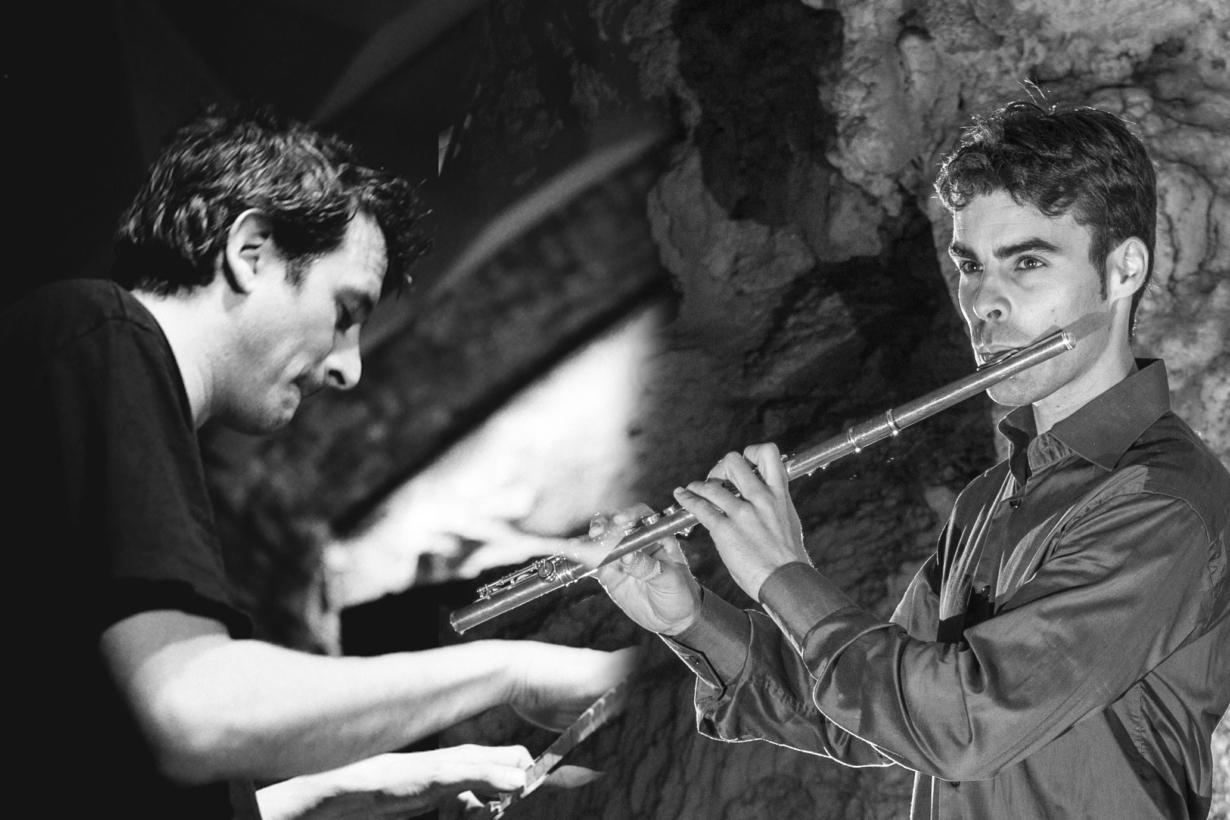 raqueros del jazz 2020 - Juan Saiz Jon Urrutia